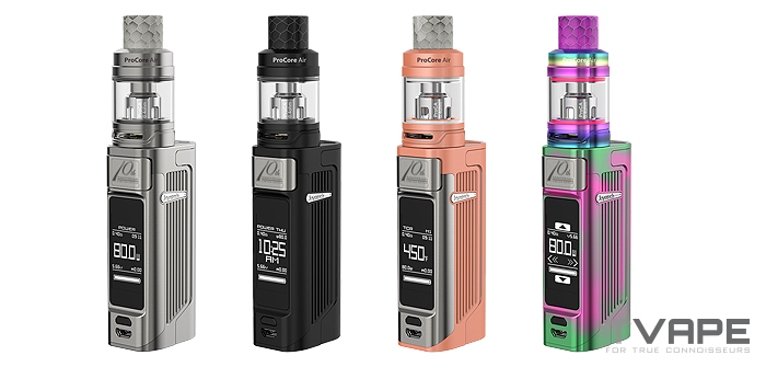 Joyetech Espion Solo available colors