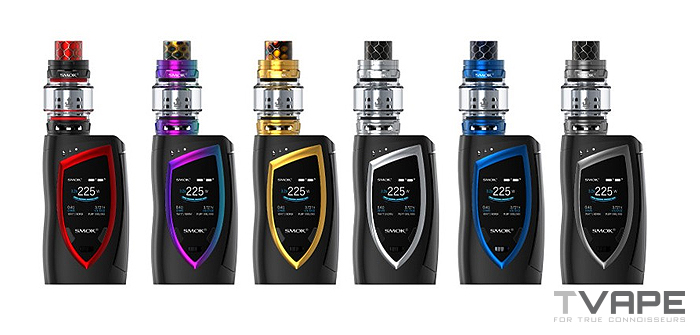 Smok Devilkin available colors