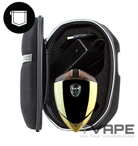 Smok Rolo Badge with armor case