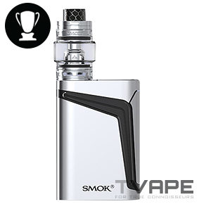 Smok V-Fin front display