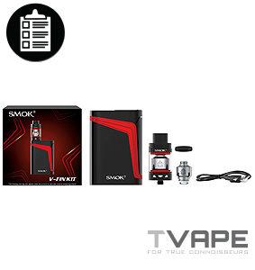 Smok V-Fin full kit
