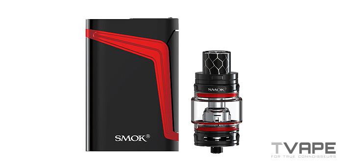 Smok V-Fin mouth piece detached