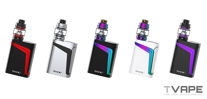 Smok V-Fin available colors