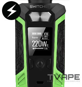 Vaporesso Switcher power control