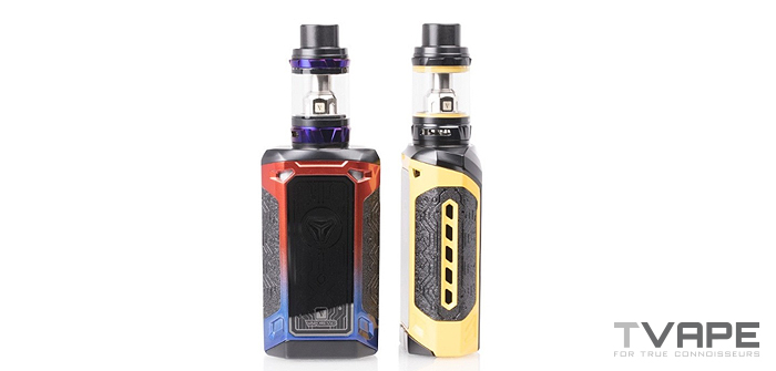 Vaporesso Switcher double view