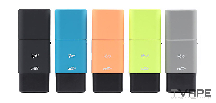 Eleaf iCard available colors