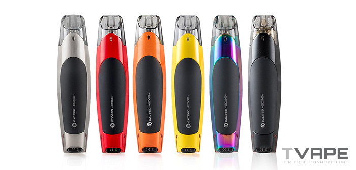 Joyetech Exceed Edge available colors