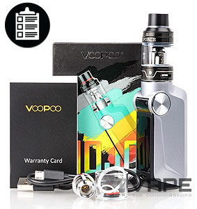 Voopoo Mojo Vape Kit Review - Mojo-jojo | TVAPE Blog