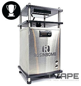 Rosinbomb M-50 front display