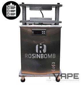 Rosinbomb M-50 full kit