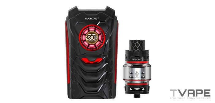Smok I-Priv tank detached