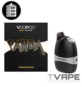 Voopoo Panda full kit