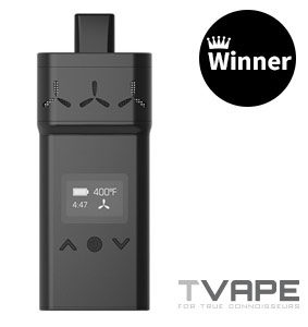Airvape X front display