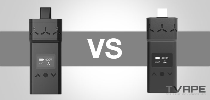 Airvape X vs Airvape XS