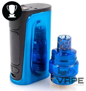 eVic Primo Fit front display