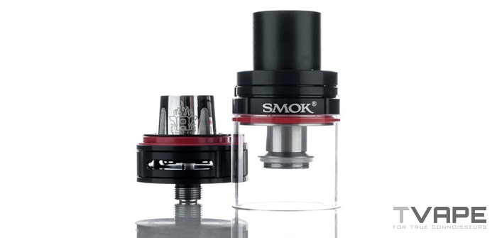 Smok G-Priv Baby mouth piece detached