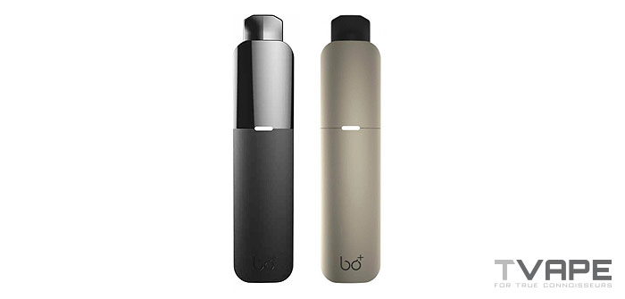 Bo Plus available colors