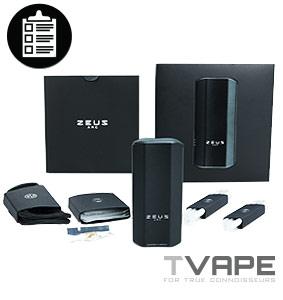 Zeus Arc vaporizer full kit