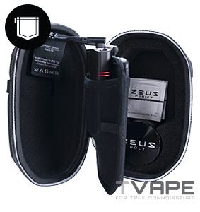 Zeus Arc vaporizer with armor case