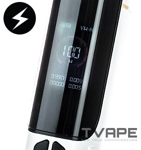 Vaporesso Armour Pro power control