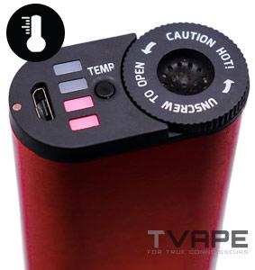 Vie Vaporizer power control