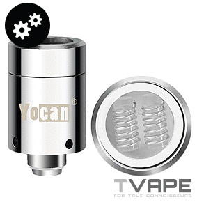 Yocan Loaded coils