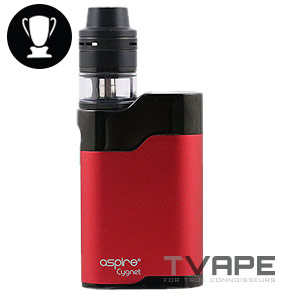 Aspire Cygnet Revvo front display