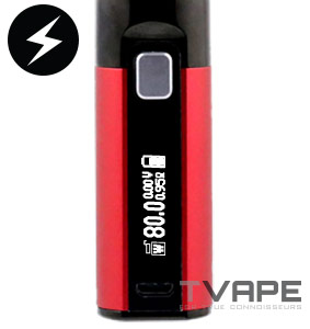 Aspire Cygnet Revvo power control