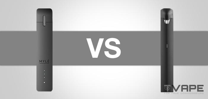 Bo One vs Myle - Battle of the Pod Vapes | TVAPE Blog