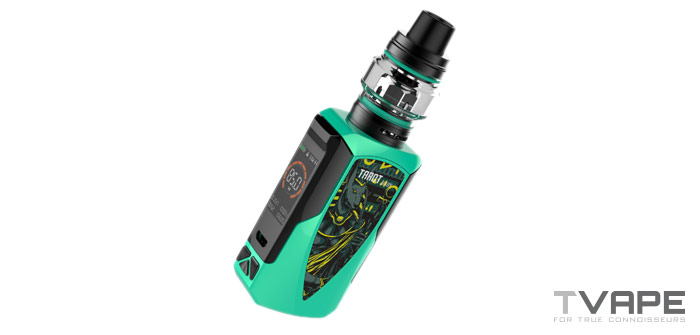 Vaporesso Tarot Baby inclined view