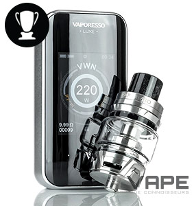 Vaporesso Luxe front profile