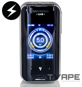 Vaporesso Luxe power control