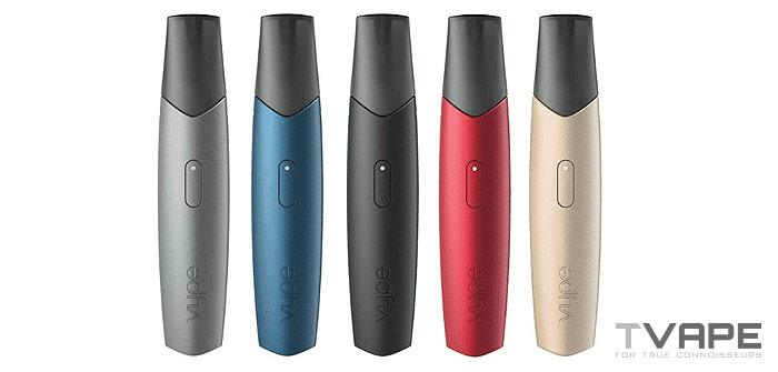 Vype ePen 3 available colors