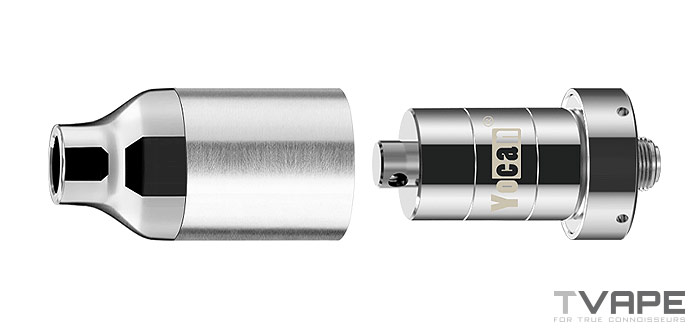 Yocan DeLux flat display