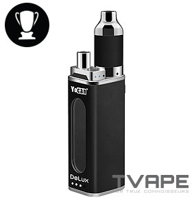 Yocan DeLux front display