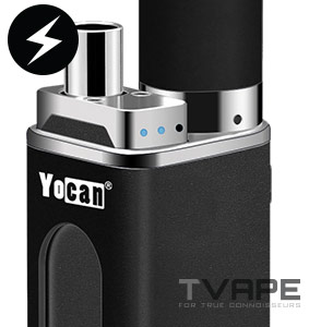 Yocan DeLux power control