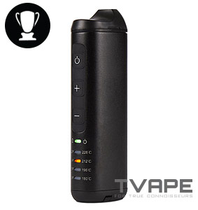 Vapium Lite front display