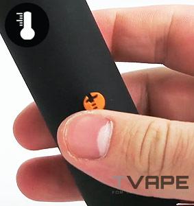 Totem vaporizer power control
