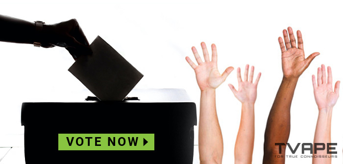 Hands Up for Voting