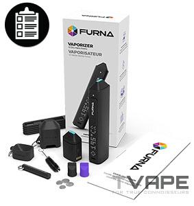 Furna Vaporizer full kit