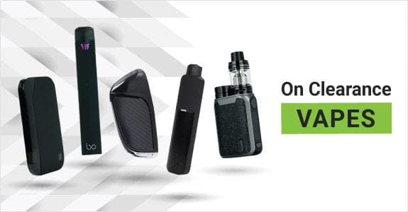 Clearance Vapes Sale