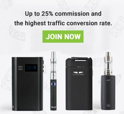Up to 25% commission and the highest traffic conversion rate.