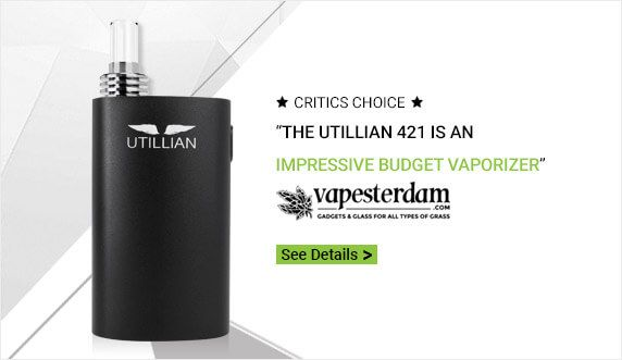Utillian 421 Vaporizer