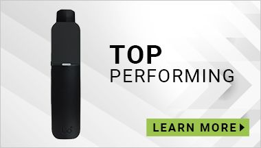 Top Performing - Bo Plus Vape