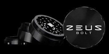 ZEUS Bolt Grinder Exclusive TVape Product