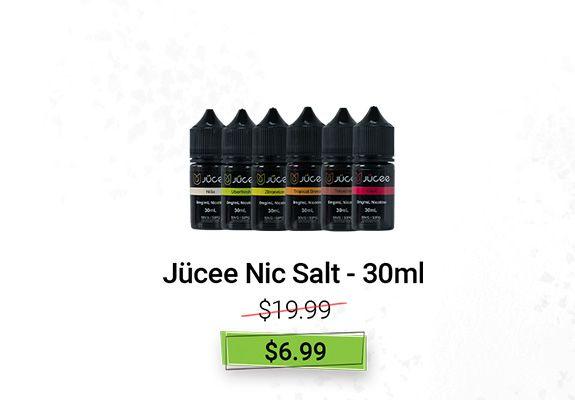 Royal Sale - Jücee Nic Salt – 30ml