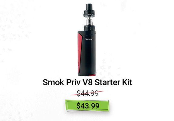 Royal Sale - Smok Priv V8 Starter Kit