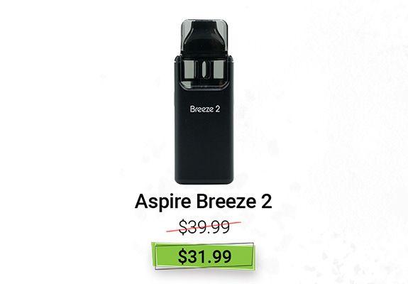 Royal Sale - Aspire Breeze 2