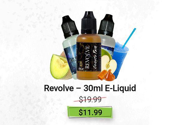 Royal Sale - Revolve 30ml E-liquid