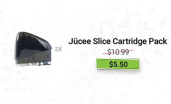Royal Sale - Jücee Slice Cartridge Pack
